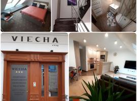 Apartmány Viecha, penzión v Bardejove