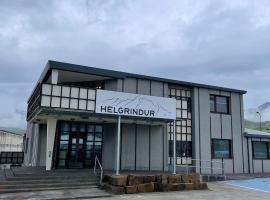 Helgrindur Guesthouse, hótel í Grundarfirði