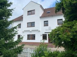 Spreezeit Hotel connect, Hotel in Senftenberg