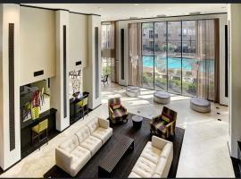 Comfy Luxurious Galleria APT -, íbúð í Houston
