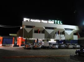 Arrastão Premium Plaza, hotel in Muriaé
