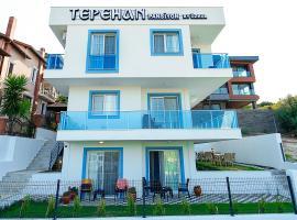 Tepehan Pansiyon, hotel in İzmir