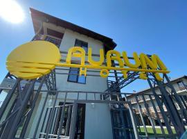 AURUM-hotel, отель в Бердянске
