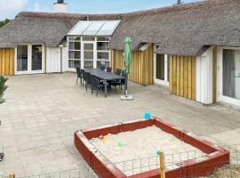 Holiday Home Fugltoft II, vacation rental in Vejers Strand