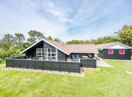 Holiday home Vejers Strand XI, vacation rental in Vejers Strand