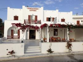 Hotel Irene, hotel near Archaeological Museum of Paros, Parikia