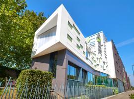 Campanile Nantes Centre - Saint Jacques, hotel near Nantes Atlantique Airport - NTE, Nantes