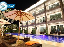 The Malika Hotel - SHA Plus, hotel in Phuket