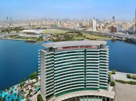 Crowne Plaza Dubai Festival City Mall, Waterfront, hotel near Al Maha Wildlife Reserve, Dubai