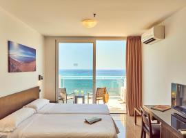 Saulo Beach Hotel, hotel en Can Pastilla