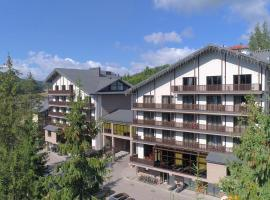 Girski Hotel&Spa, hotel in Bukovel