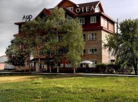 Гостиница Аир, отель в Артеме