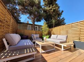 Duplex BULLES D'AIX terrasse centre historique, apartment in Aix-en-Provence