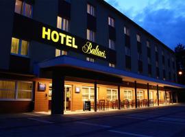 Hotel Baltaci U Náhonu, hotel in Zlín
