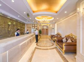 Vienna 3 Best Hotel Exhibition Center Chigang Road, hotel in Hai Zhu, Guangzhou