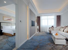 Vienna International Hotel Guangzhou Shijing International, hotel in Guangzhou
