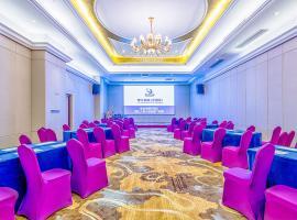 Vienna International Hotel Guangdong Zhengjiang Renming Avenue Middle Road, hotel in Zhanjiang