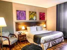 Flame Hotel Canela, hotel in Canela
