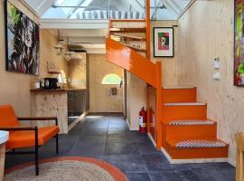 Het Vierhuisje, self catering accommodation in Leeuwarden