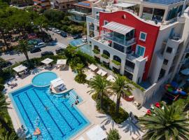 Valentino Resort, hotell i Grottammare