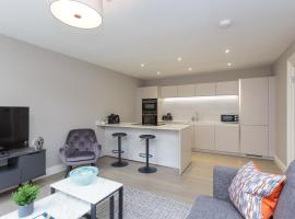 Melville St Central Luxury Apartment Free Parking, hotel di lusso a Edimburgo