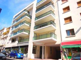 3 Bedrooms, 3 bathrooms central Cannes Lecerf 411, accessible hotel in Cannes