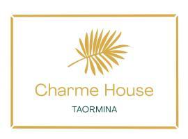 Charme House Taormina, holiday home in Taormina