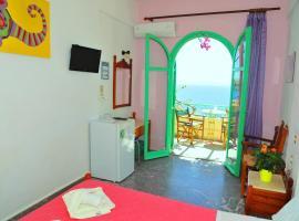 Erofili Rooms, διαμέρισμα στην Αγία Γαλήνη