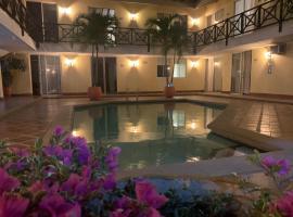 Najhomi Beach, hotel in Santa Marta