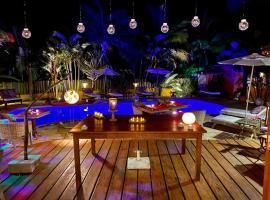 Villa 2 Santos, hotel near Pitinga Beach, Arraial d'Ajuda