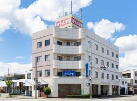 OYO Hotel Nakajima Fuji, hotel in Heigaki