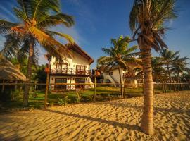Reserva Barra Grande, hotel with pools in Barra Grande