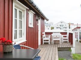 Fiskekrogen Rorbuer, hôtel à Henningsvær