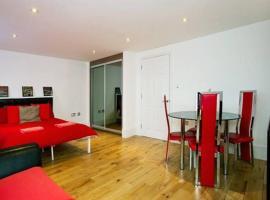 Capital Host- Apartments Baker Street, hotel en Londres