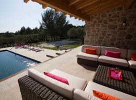 Mas des Avelines, hotel in Le Castellet
