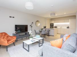 Melville Street Luxury Central Apartment Free Parking, hotel di lusso a Edimburgo