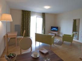 Domitys Le Jardin des Lys, self catering accommodation in Alençon