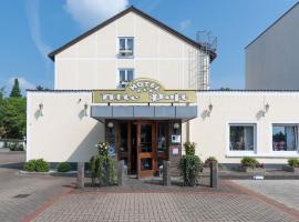 Hotel Alte Post, hotel in Krefeld