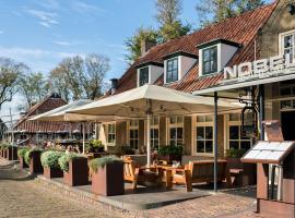 Nobel Hotel, accessible hotel in Ballum