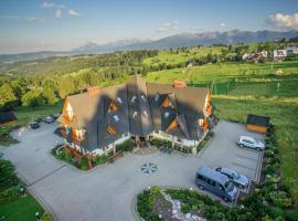 Hotel REDYK Ski&Relax, hotel near Tatra National Park, Ząb