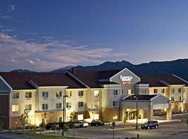 Fairfield Inn and Suites by Marriott Colorado Springs North Air Force Academy, hotel in Colorado Springs