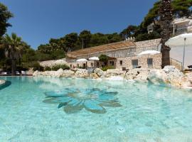 Hotel Aurora Benessere, hotel a Santa Cesarea Terme