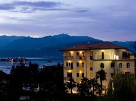 Hotel Flora, hotel in Stresa