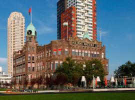 Hotel New York, hotel near Erasmus Bridge, Rotterdam