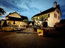 In de Witte Dame Hotel Bar Kitchen Apartments, hotel in Grubbenvorst
