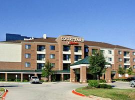 Courtyard Dallas DFW Airport South/Irving, hotel near Six Flags Over Texas, Irving