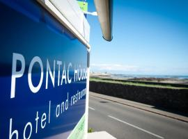 Pontac House Hotel, hotel near Jersey Zoo, St. Clements