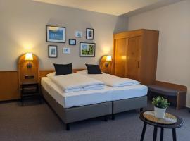 SCHLAFGUT Domhof erleben, Hotel in Guntersblum