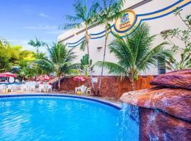 Golden Dolphin Grand H, apartment in Caldas Novas