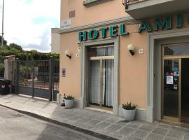 Hotel Amico Fritz, hotel a Livorno